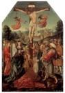 Jaco Cornelisz. van Oostsanen  -  De kruisiging - Postkaart -  A11410-1