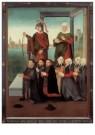 -  Rechter van het drieluik schuitenvoerders - Postkaart -  A11436-1
