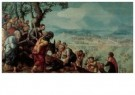 Jan van Scorel (1495-1562)  -  Middenpaneel drieluik intocht Christus - Postkaart -  A11441-1