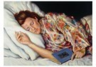 Kik Zeiler (1948)  -  In slaap gevallen - Postkaart -  A11452-1