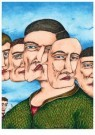 Brecht (1953-2010)  -  Breken en tekenen - Postkaart -  A11460-1