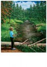 Jacqueline Lamme (1964)  -  Kingfisher - Postkaart -  A11503-1