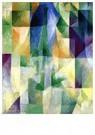 Robert Delaunay (1885-1941)  -  Les fenêtres sur la ville no. 3, 1912 - Postkaart -  A115420-1