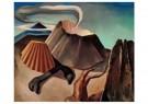 Dolf Breetvelt (1892-1975)  -  Krateruitbarsting, 1936-1937 - Postkaart -  A11578-1