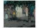Henri le Sidaner (1862-1939)  -  H.Sidaner/Pleintje - Postkaart -  A11597-1