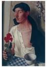 Dick Ket (1902-1940)  -  Zelfportret, 1932 - Postkaart -  A11598-1