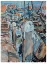 Sibylle Bross (1959)  -  Haven Volendam, 2007 - Postkaart -  A11623-1
