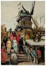 Vincent van Gogh (1853-1890) - De molen Le blute-fin,1886 - Postkaart - A11787-1