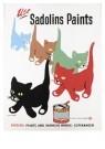 Erik Stockmarr (1905-1963)  -  Sadolins Paints - Postkaart -  A11823-1