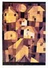 Paul Klee (1879-1940)  -  Autumnal Place, 1921 - Postkaart -  A118431-1