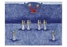 Jan Fabre (1958)  -  SilentScreams / Difficult Dreams - Postkaart -  A11853-1
