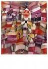 Paul Klee (1879-1940)  -  Rose Garden, 1920 - Postkaart -  A118568-1
