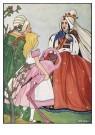 Rie Cramer (1887-1977)  -  Uit: Alice's avonturen in Wonderland - Postkaart -  A11869-1