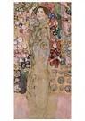 Gustav Klimt (1862-1918)  -  Portrait of Maria Munk, 1917 - 1918 - Postkaart -  A118809-1