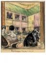Christiaan de Moor (1899-1981) -  Barberina, Dresden, 1928 - Postkaart -  A11913-1