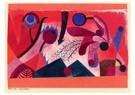 Paul Klee (1879-1940)  -  Poisonous Berries, 1920 - Postkaart -  A119309-1