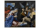 Lorenzo Lotto (1480-1556/7) - Aanbidding van de herders, 1530 - Postkaart - A11975-1