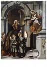 Il Moretto da Brescia1498-1554 - De heilige Nicolaas van Bari presenteert Rovelio's - Postkaart - A11984-1