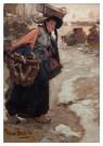 Hans von Bartels (1856-1913)  -  H. von Bartels/Fragment van - Postkaart -  A12105-1