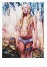 Anya Janssen (1962)  -  Lady of the flies - Postkaart -  A12153-1