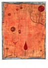 Paul Klee (1879-1940)  -  Fruits on Red, 1930 - Postkaart -  A121750-1