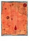 Paul Klee (1879-1940)  -  Fruits on Red, 1930 - Postkaart -  A121750-1
