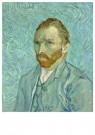 Vincent van Gogh (1853-1890)  -  Self-portrait, 1889 - Postkaart -  A121888-1