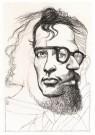 Siegfried Woldhek (1951)  -  Jack Kerouac & Allen Ginsberg, 2011 - Postkaart -  A12227-1