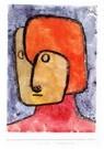 Paul Klee (1879-1940)  -  Pretender, 1939 - Postkaart -  A122781-1