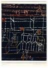 Paul Klee (1879-1940)  -  Children before a City, 1928 - Postkaart -  A122808-1