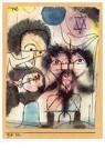 Paul Klee (1879-1940)  -  Demons, 1918 - Postkaart -  A123544-1