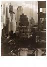 Alfred Stieglitz(1864-1946)  -  New York, North Towards Squibb Building - Postkaart -  A12438-1