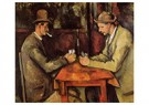 Paul Cézanne (1839-1906)  -  The Card Players - Postkaart -  A13062-1