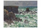 Claude Monet (1840-1926)  -  Port-Coton: Le Lion - Postkaart -  A13375-1