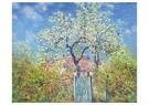 Claude Monet (1840-1926)  -  Poirier En Fleurs - Postkaart -  A13376-1