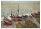 Claude Monet (1840-1926)  -  Bateaux De Peche - Postkaart -  A13410-1