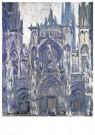 Claude Monet (1840-1926)  -  Cathedrale De Rouen Etude Pour Le Portail Vu De Face - Postkaart -  A13420-1