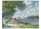 Claude Monet (1840-1926)  -  La Seine À Argenteuil - Postkaart -  A13460-1