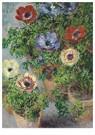 Claude Monet (1840-1926)  -  Anémones En Pot - Postkaart -  A13466-1