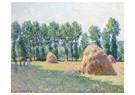 Claude Monet (1840-1926)  -  Les Meules À Giverny - Postkaart -  A13472-1