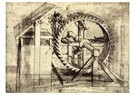 Leonardo da Vinci (1452-1519)  -  Crossbow Machine, 1481 - Postkaart -  A13516-1