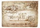 Leonardo da Vinci (1452-1519)  -  Assault Chariot With Scythes - Postkaart -  A13519-1