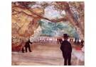 Edgar Degas(1834-1917)  -  The Curtain - Postkaart -  A13779-1