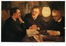 Edvard Munch(1863-1944)  -  Jurisprudence - Postkaart -  A14579-1