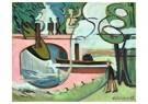 Ernst Ludwig Kirchner(1880-'38 -  Lützowufer Am Morgen - Postkaart -  A14686-1