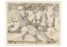 Ernst Ludwig Kirchner(1880-'38 -  Eishockeyspieler - Postkaart -  A14705-1
