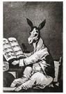 Francisco Goya(1746-1828)  -  As Far Back As His Grandfather - Postkaart -  A14839-1