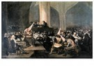 Francisco Goya(1746-1828)  -  The Inquisition Tribunal - Postkaart -  A14841-1