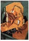 Juan Gris(1887-1927)  -  The Packet Of Coffee - Postkaart -  A15750-1