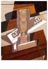Juan Gris(1887-1927)  -  The Pipe - Postkaart -  A15765-1
